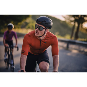 Biehler Signature³ Performance Maillot manches courtes Homme, electric rust